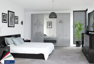 fitted bedroom wardrobes in ealing